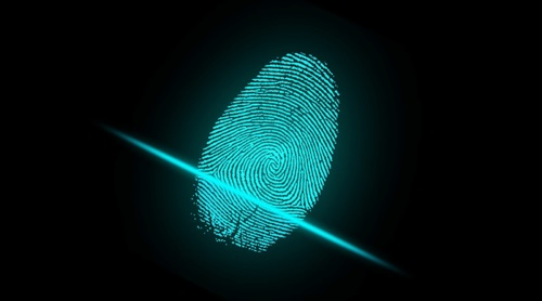 STUDY AND ANALYSIS OF BIOMETRICS AUTHENTICATION TECHNIQUE FOR  DETECTION SYSTEMS USING FINGERPRINT RECOGNITION