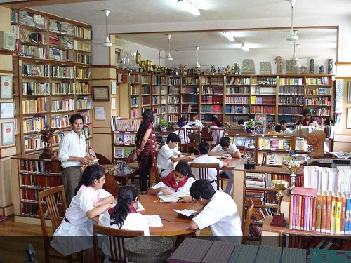 ICT BASED EXCELLENT PERFORMS IN LIBRARY