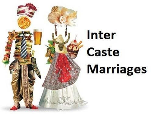 INTER-RELIGIOUS AND INTER-CASTE MARRIAGES IN INDIA