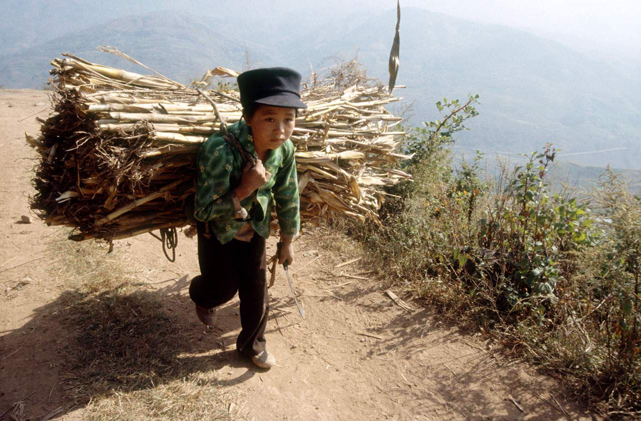 CHILD LABOUR-AN UNAVOIDABLE SOCIAL PROBLEM
