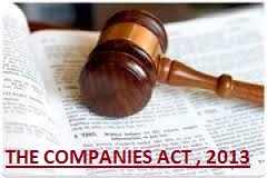 COMPANIES ACT, 2013 – A NEW WAVE IN CORPORATE GOVERNANCE