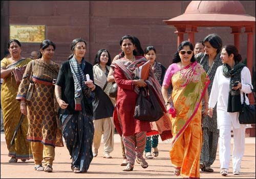 INDIAN CONSTITUTION  AND POLITICAL EMPOWERMENTOF WOMEN