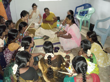 AWARENESS OF WOMEN BENEFICIARIES ABOUT THE FUNCTIONING OF DWCRA IN SRIKAKULAM DISTRICT OF ANDHRAPRADESH