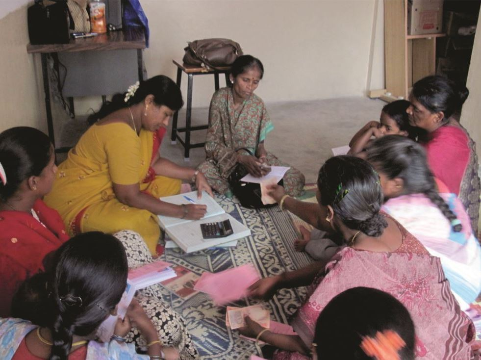 STUDY OF EVOLUTION OF THE SELF HELP GROUP (SHG) MOVEMENT IN INDIA