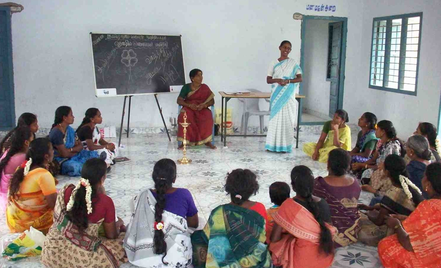 IMPACT OF SELF HELP GROUPS ON WOMEN EMPLOYMENT IN ANANTAPUR DISTRICT OF ANDHRA PRADESH