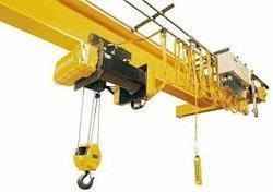 DYNAMIC ANALYSIS OF A MONORAIL BEAM  FOR AN OVERHEAD CRANE