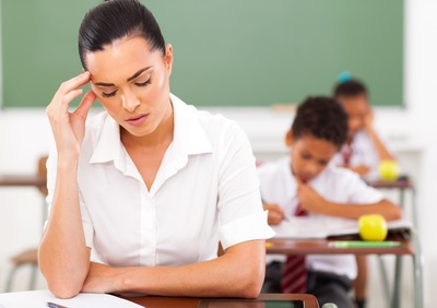 STUDY OF STRESS AMONG SCHOOL TEACHERS