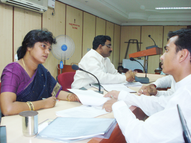 THE ROLE AND IMPORTANCE OF THE DISTRICT COLLECTOR