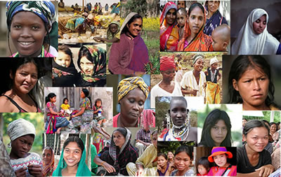 A STUDY OF GLOBALIZATION AND THIRD WORLD WOMEN
