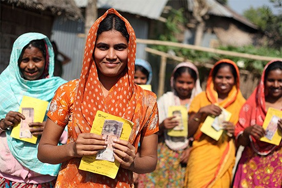 ROLE OF MICROFINANCE ON WOMEN EMPOWERMENT: A  CASE STUDY OF ALIGARH DISTRICT, UTTAR PRADESH