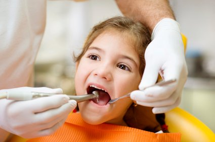 STUDY OF PREVALENCE OF EARLY CHILDHOOD CARIES IN CHILDREN