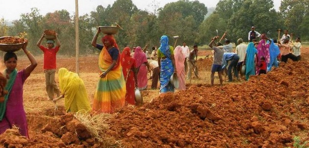 A STUDY ON NREGA: WITH SPECIAL REFERENCE TO THE STATE OF ASSAM