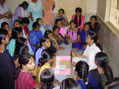 INFLUENCE OF AN EDUCATION  PROGRAMME ON  KNOWLEDGE ABOUT SELECTED ASPECTS OF  SEXUAL HEALTH  EDUCATION AMONG  ADOLESCENT GIRLS