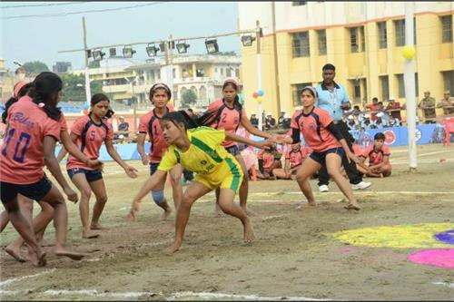 TALENT DETECTION AND IDENTIFICATION IN KABADDI