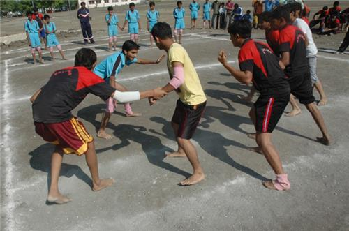 """THE RELATIONSHIP BETWEEN STRESS AND ANXIETY AMONG  STATE LEVEL KABADDI PLAYERS"""