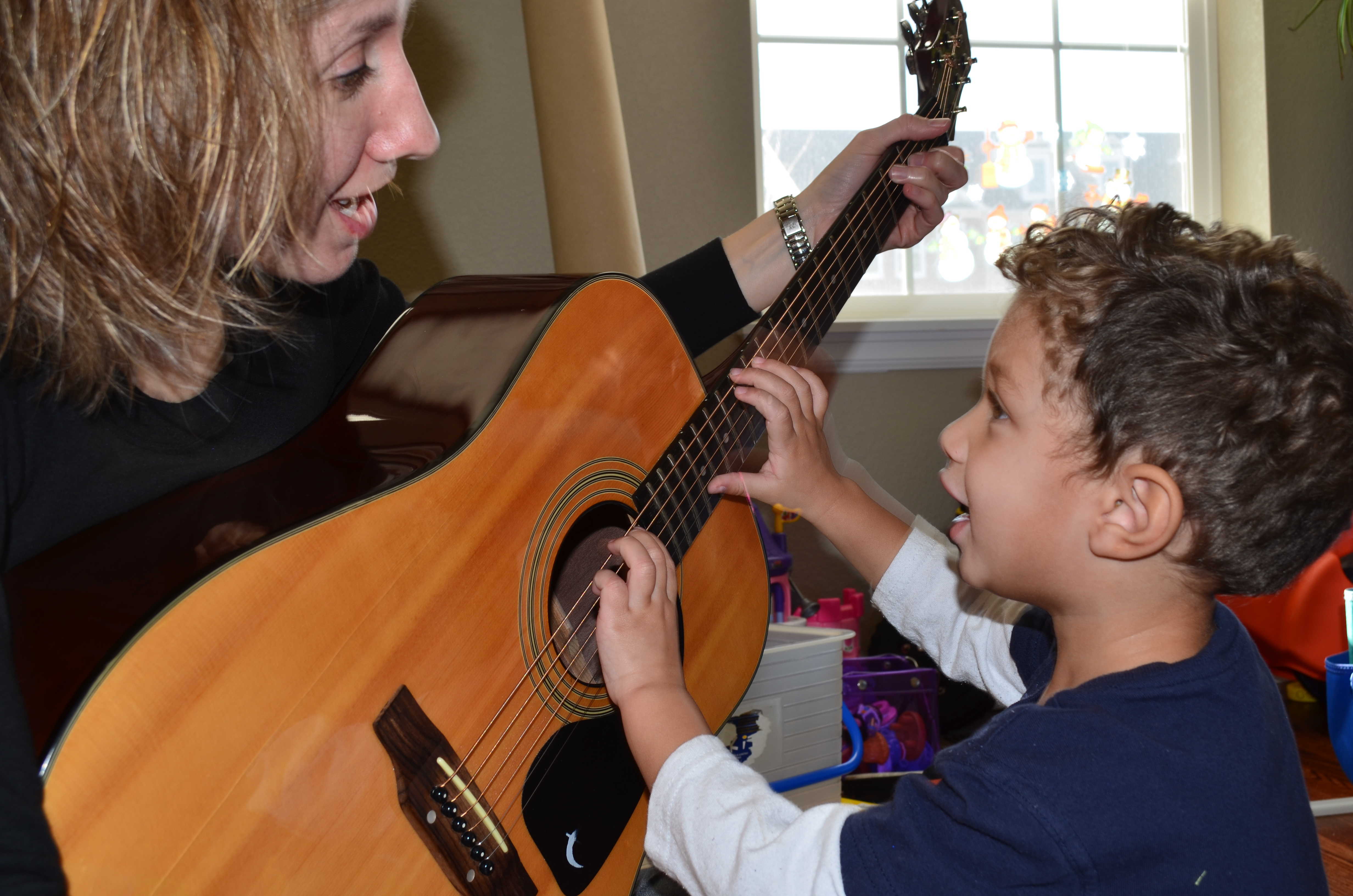 IMPACT OF MUSIC ON CHILDREN WITH DISABILITIES