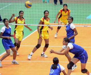 CONSTRUCTION OF MOTOR FITNESS TEST AND  STANDARDIZATION OF SPECIFIC SKILL TEST FOR INTER  COLLEGIATE FEMALE VOLLEY BALL PLAYERS OF  SOLAPUR UNIVERSITY SOLAPUR