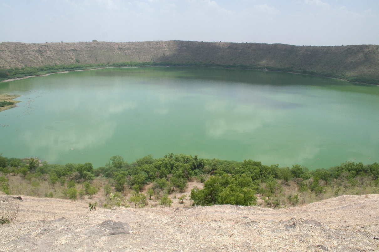 STUDY ON CHEMICAL PARAMETER OF METEORITE  IMPACT CRATER LAKE LONAR, INDIA.