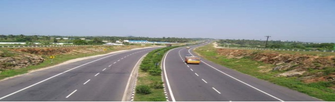 DELINEATING ZONES ALONG HIGHWAY CORRIDOR  FOR EXAMINING THE LEVEL OF DEVELOPMENT