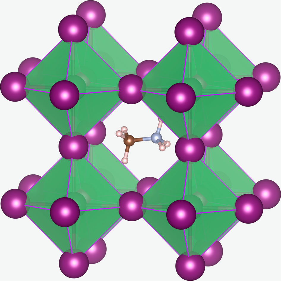 STUDY CRYSTAL CHEMISTRY OF THE  PEROVSKITE STRUCTURE