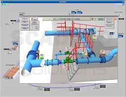 REAL TIME SCADA MODEL FOR WATER LEAKAGE  DETECTION SYSTEM.