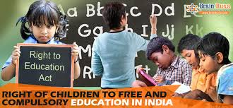 VOICE OF CONSTITUTION ON FREE AND COMPULSORY  EDUCATION OF THE CHILD