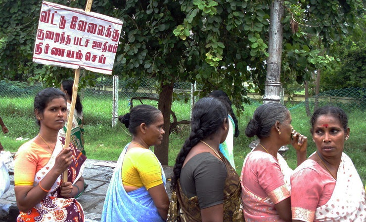WORKING STATUS OF FEMALE DOMESTIC WORKERS  AMONG DANGE TRIBAL IN-MIGRANTS IN KOLHAPUR CITY,  MAHARASHTRA