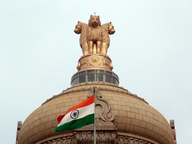 THE ROLE OF GOVT. ADMINISTRATION IN RULING DECENTRALISATION  IN INDIA