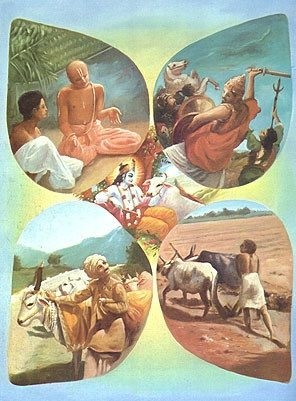 CONCISE PROLOGUE OF POSITION OF SCHEDULED CASTES IN POST  VEDIC PERIOD