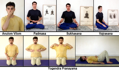 ADVANTAGES OF EIGHT TYPE PRANAYAMAS