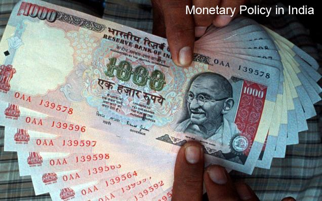 """ANALYSIS OF FISCAL AND MONETARY POLICYMIX IN  INDIAN ECONOMY"""