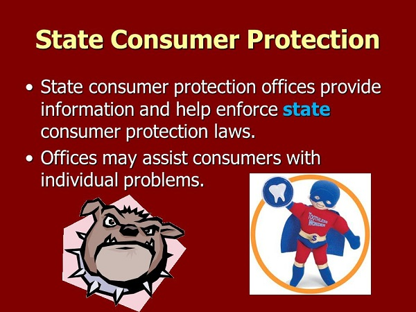 ROLE OF THE STATE IN CONSUMER PROTECTION