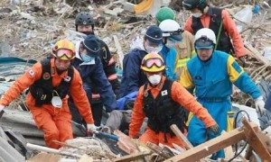 DISASTER MANAGEMENT: RECENT JAPANESE  EXPERIENCE