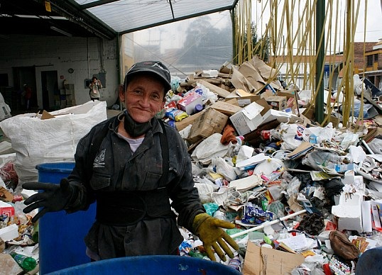 WASTE PICKERS: A STUDY