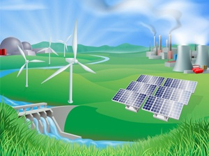 RENEWABLE ENERGY RESOURCES: A GEOGRAPHICAL REVIEW