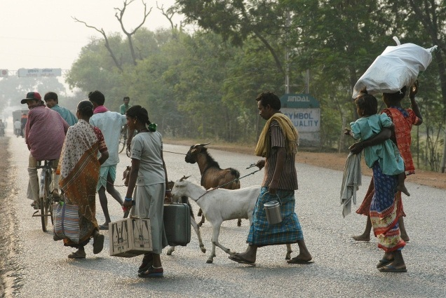 CAUSES AND CONSEQUENCE OF HUMAN MIGRATION IN INDIA