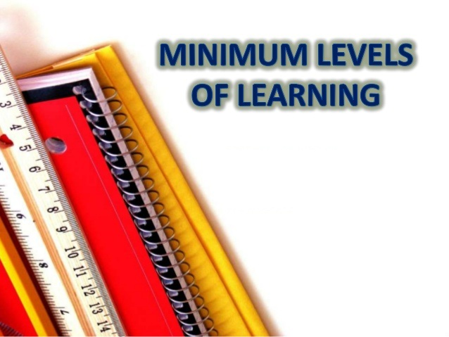 MINIMUM LEVELS OF LEARNING IN  MATHEMATICS AT PRIMARY LEVEL