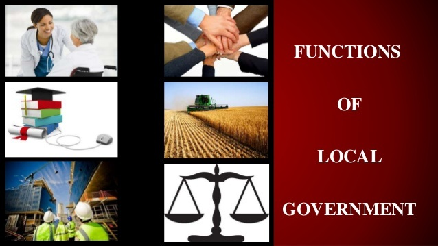 FUNCTIONING OF LOCAL GOVERNMENTS: A COMPARATIVE STUDY OF INDIA  AND U.S.A.