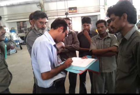 """A STUDY ON KAIZEN AT SHOP FLOOR WITH REFERENCE TO SHREE REFRIGERATIONS PVT. LTD. KARAD."""