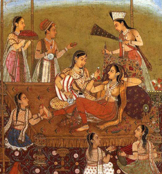 WOMEN IN MEDIEVAL INDIA: CONFLICTING  IMAGES PARALLEL LIVES