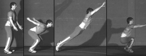 RELATIONSHIP OF LONG JUMP PERFORMANCE ON SELECTED  ANTHROPOMETRIC AND BIOMECHANICAL VARIABLES