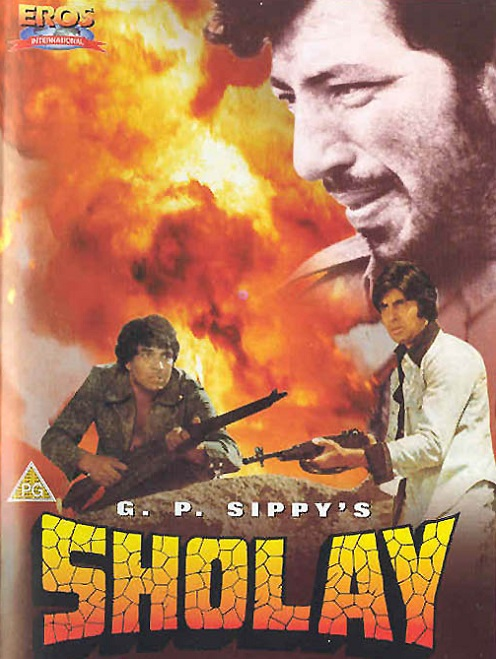 SHOLAY MOVIE (1975): A REVIEW