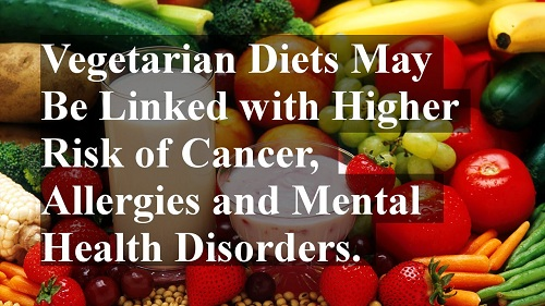 HEALTH EFFECTS OF VEGETARIAN AND VEGAN DIETS