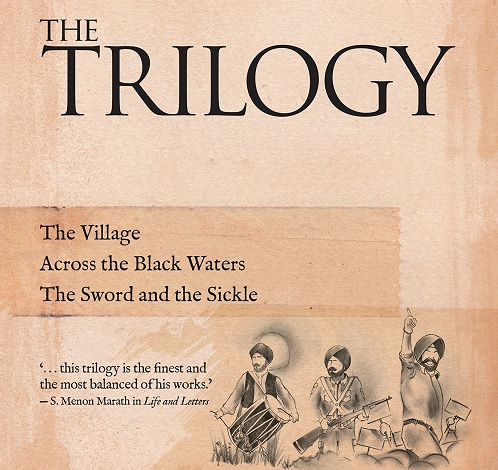 IMPACT OF ANANDS LALU TRILOGY-THE  VILLAGE (1939)