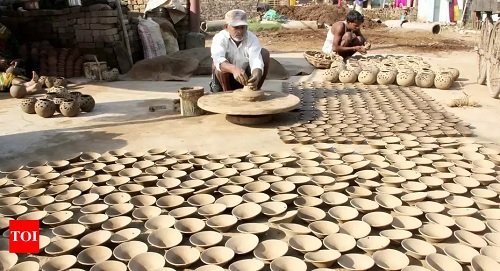 AN ECONOMIC ANALYSIS OF POTTERY OCCUPATION IN GURGAON DISTRICT