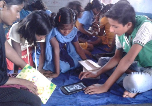 TABLET AS TABLETS FOR THE TREATMENT FOR DEFICIENCIES IN  PRIMARY EDUCATION: A STUDY